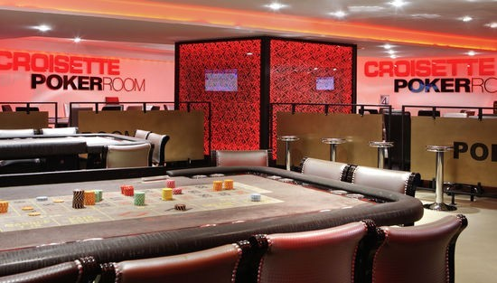 Escapade Casino, Le Gray d'Albion, Cannes