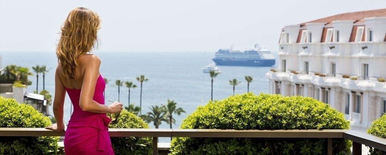 Hotel Le Gray D Albion Cannes