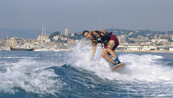 Wakeboard, Base Nautique, Cannes