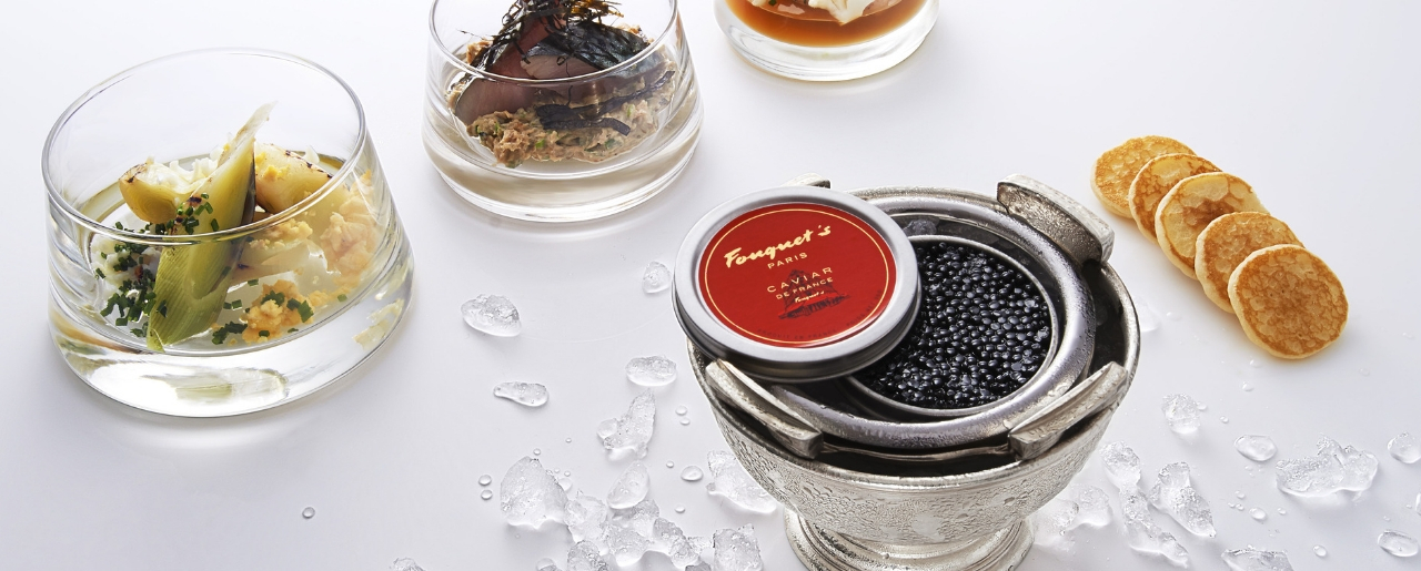 Caviar de France, Fouquet's