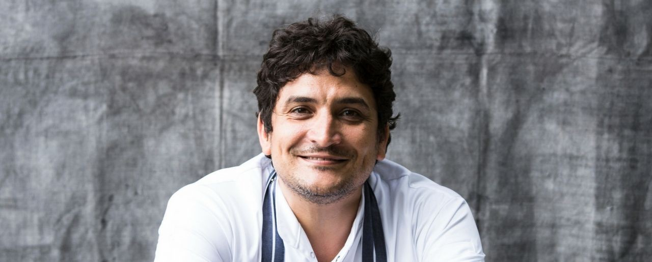 Lunch With Mauro Colagreco, Hotel Le Majestic, Cannes