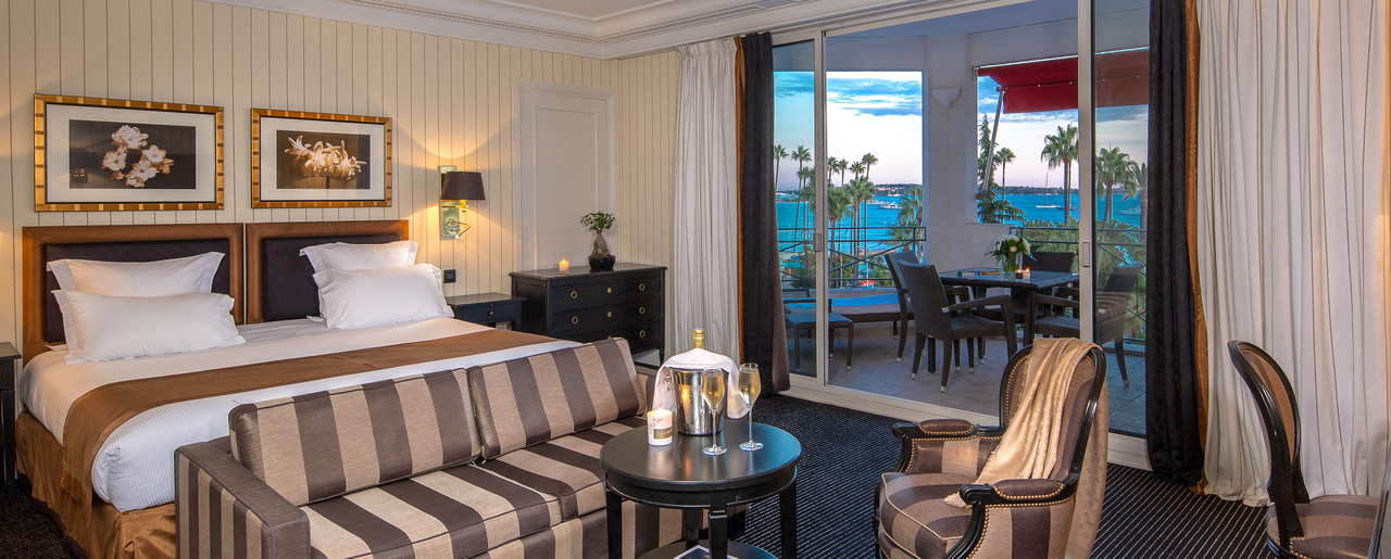Hotel Le Majestic Barriere Cannes