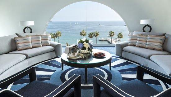 Suite Mélodie, Hôtel Barrière, Cannes