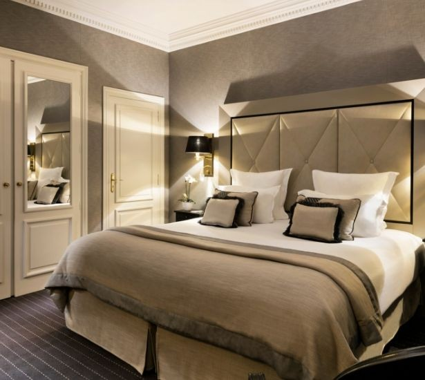 Chambre Deluxe Mer Le Majestic, Cannes