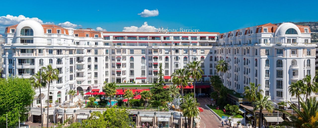 Majestic Barrière Cannes Luxury Hotel Boutique Hotel Stays