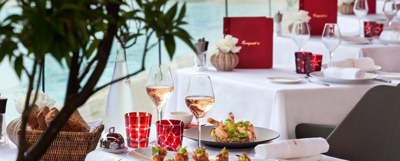 Fouquet S Majestic Barriere Cannes Gourmet Restaurant Cannes Luxury