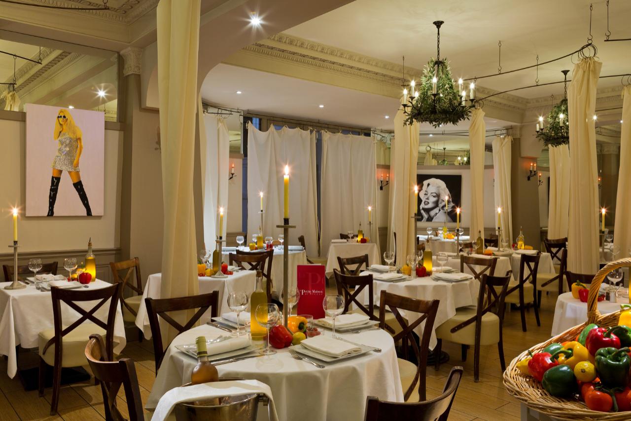 La Petite Maison De Nicole Gourmet Restaurant Majestic Cannes