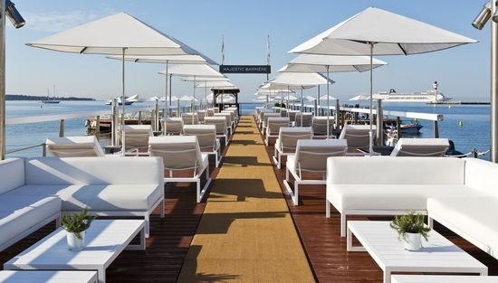 Le Majestic  Htel De Charme  Cannes  Htels Barrire