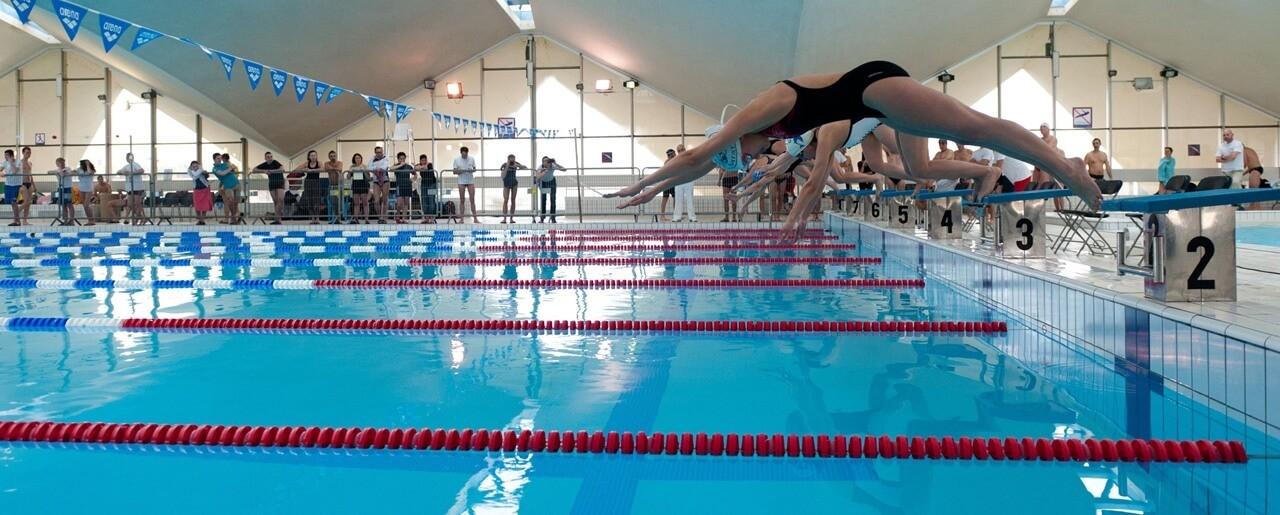 La piscine olympique activit s le normandy deauville h tels barri re - La piscine olympique montpellier ...