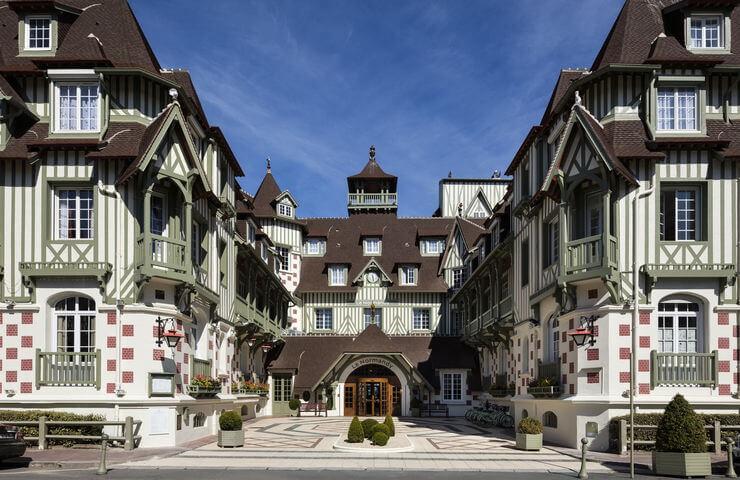 Hotel | Le Normandy, Deauville | Hôtels Barrière
