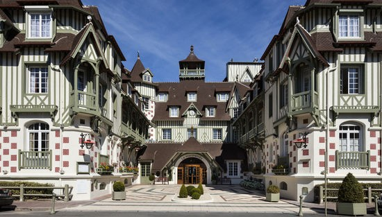 Barri re hotels luxury hotels bookings boutique rooms and for Boutique hotel normandie