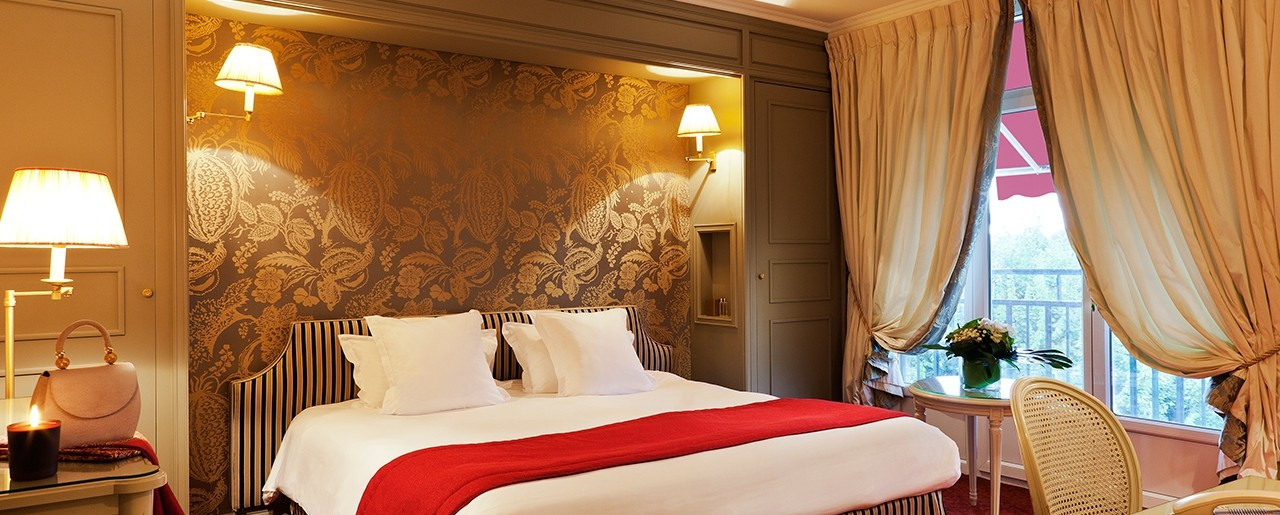 Superior Lakeside Room Hotel Barriere Enghien Les Bains