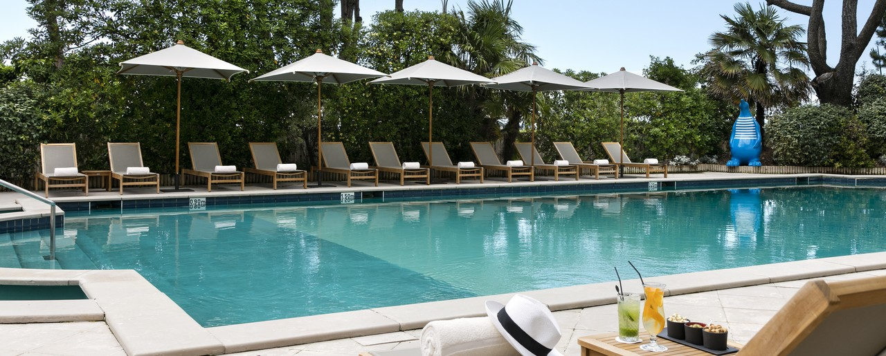 Heated Salt Water Swimming Pools, Activities, La Baule, l ...