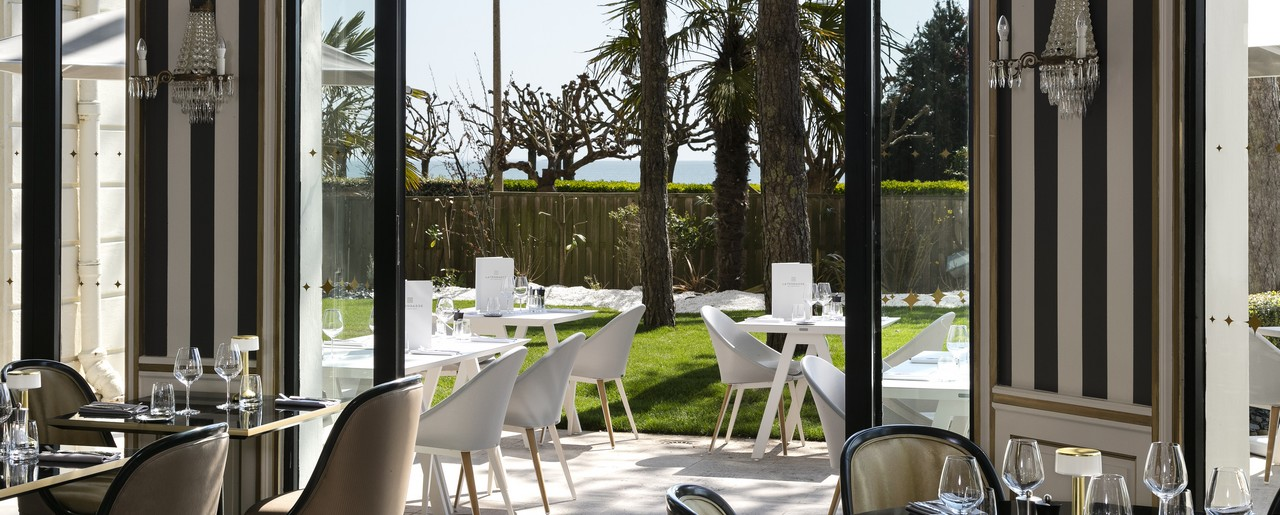 Hotel Restaurant Au Touquet