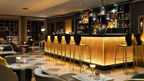 Gourmet Restaurants And Bar Hermitage Hotel La Baule