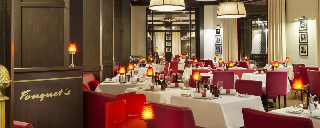 Fouquet 39 s restaurant la baule royal thalasso barri re for Fouquet s enghien