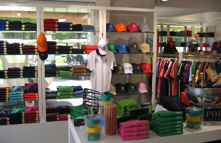 Le pro shop, Golf International Barrière La Baule