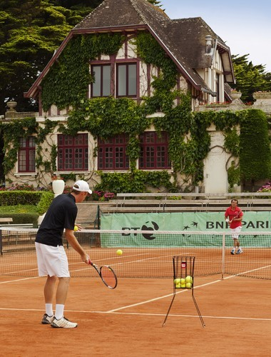Les stages, Tennis Country Club Barrière La Baule