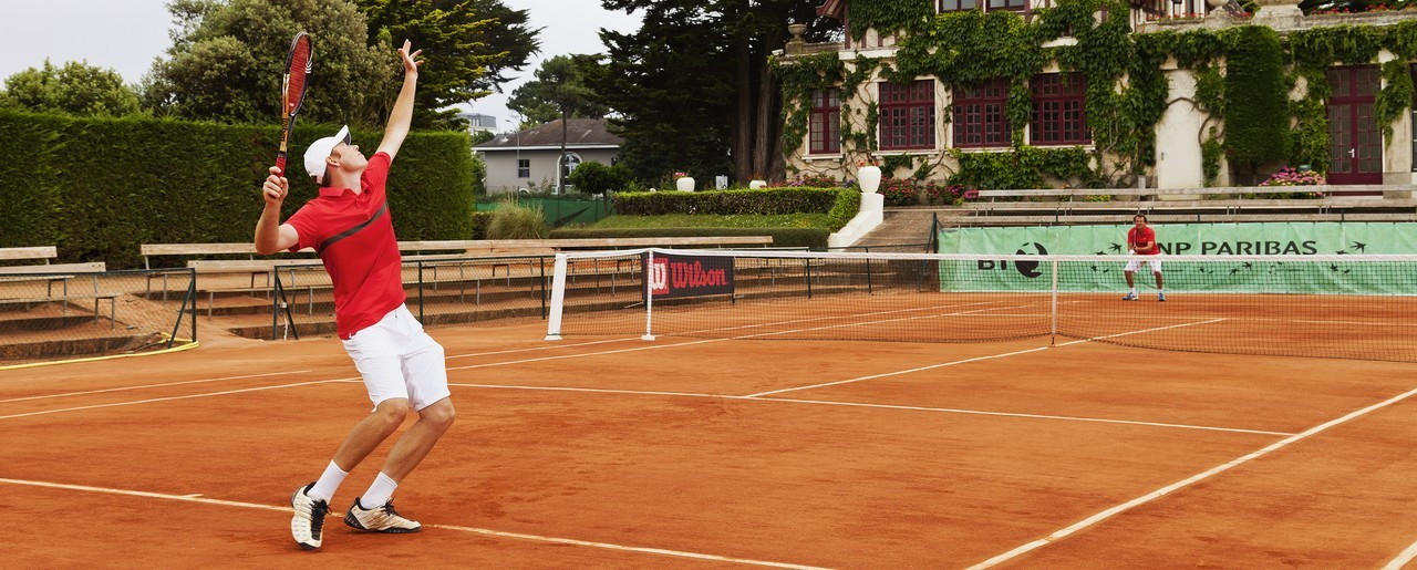 Le Tennis Country Club Barrière La Baule