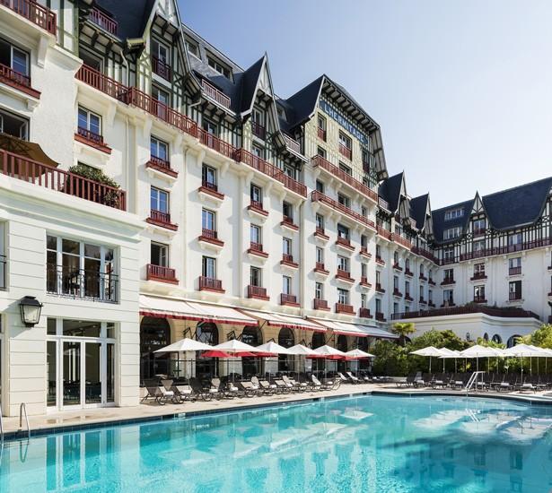 Hôtels Barrière, Hôtels De Luxe Réservation Suites Et