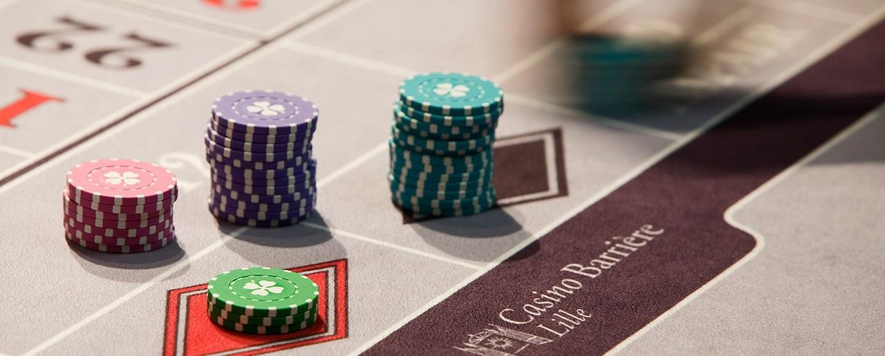 Roulette casino barriere lille