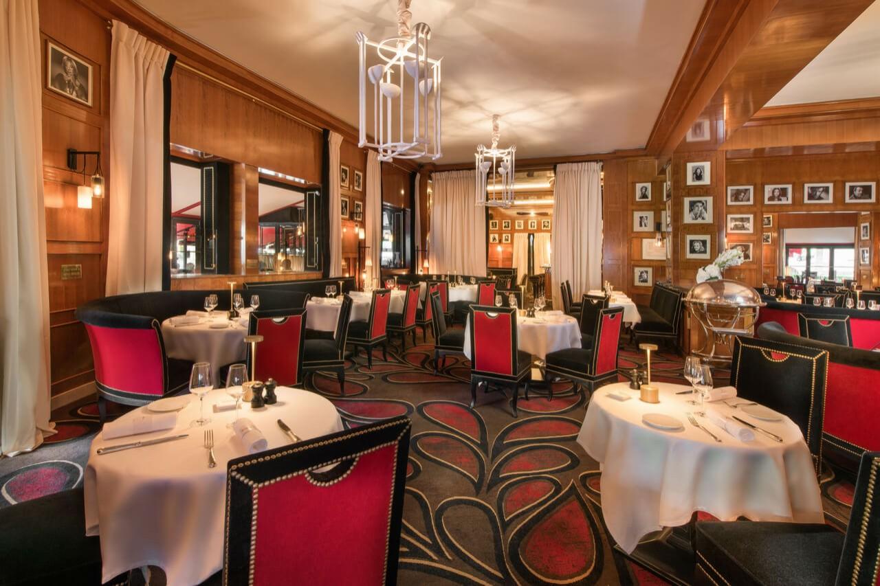 Restaurant Fouquet S Paris H 244 Tels Barri 232 Re