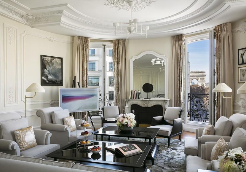 Chambres hôtel de luxe et suites | Hôtels Barrière