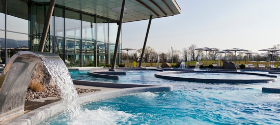Centre baln o resort barri re ribeauvill h tels barri re for Piscine ribeauville spa