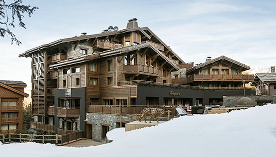 Hôtel BARRIERE Les NEIGES - Courchevel