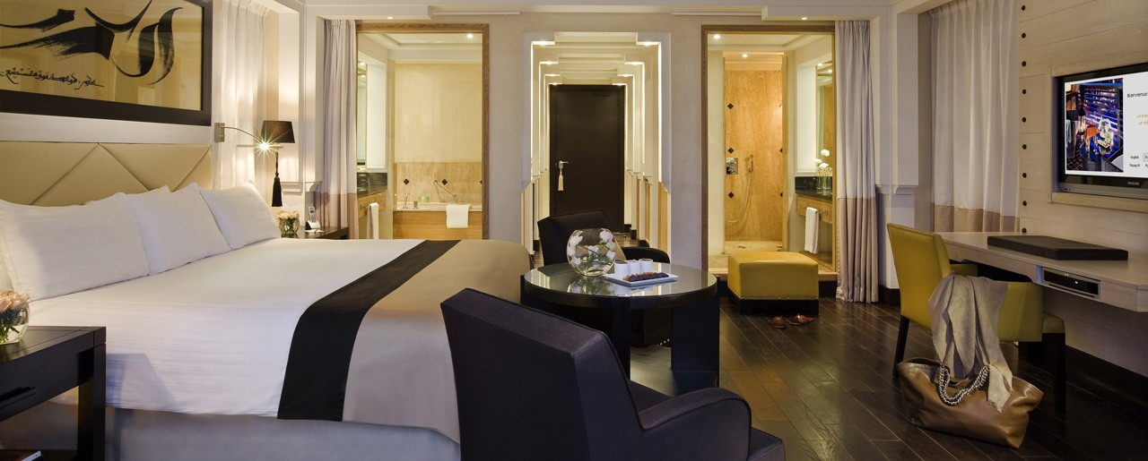Suite Royale  H U00f4tel Barri U00e8re Le Naoura Marrakech