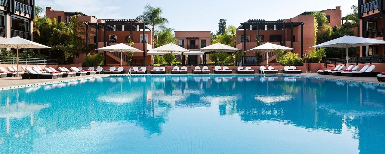 Marrakech hotel vacances arts guides voyages for Sejour complet marrakech