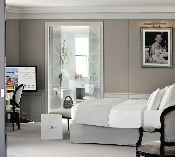 Christian dior suite for Chambre design vip