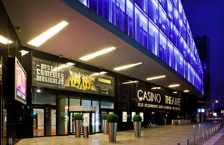 theatre de lhotel casino barriere lille parking