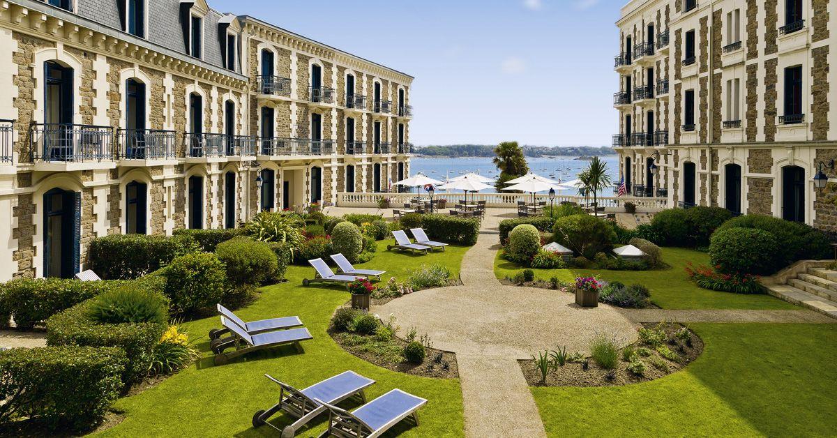Hotel Barriere Le Grand Hotel Enghien Les Bains